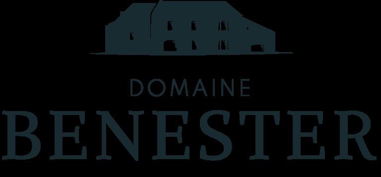 Domaine Benester Logo Bleu Vert