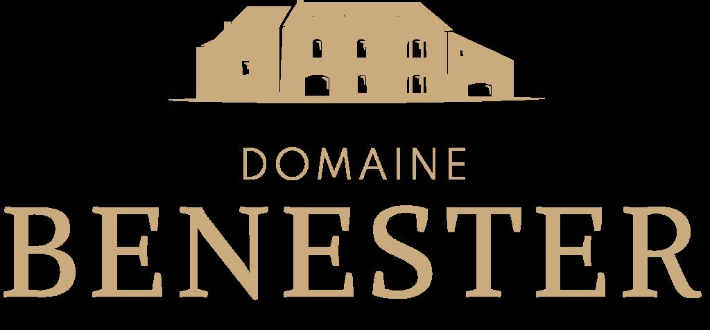 Domaine Benester Logo ocre